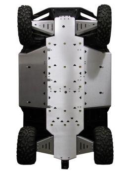 Skid plates full kit - Polaris 800 Ranger EPS