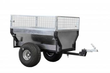 ATV quad bike trailer