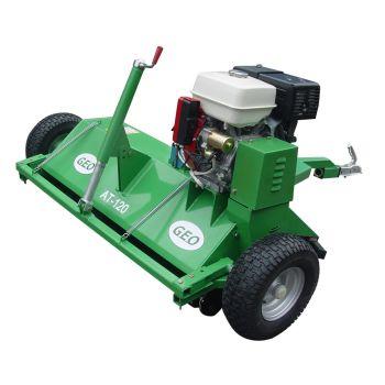 ATV 120 Flail Mower with E-start