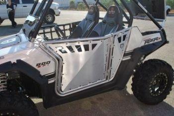Pro Armor DOORS SHEET METAL SET RZR(S) + XP900