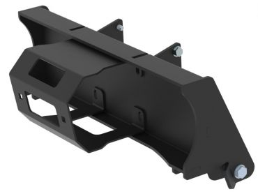 Front-mount adapter Polaris ACE 325 / 570 / 900