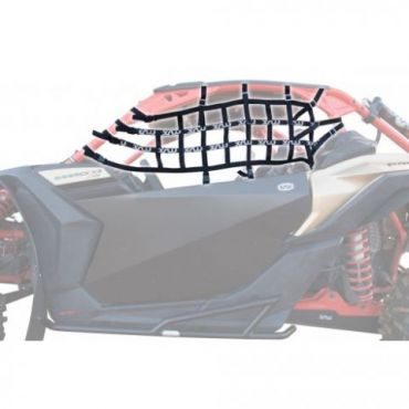 ROLL BAR BELTS  - CAN AM MAVERICK X3 XRS