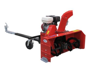 ATV snow blower 13hp