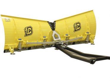V-Plow snow plough - 180cm