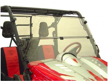Kolpin Folding Front Windshield 60/40 Yamaha Rhino