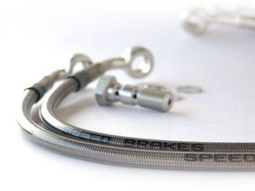 Brake hoses set - KAWASAKI KFX400 '03-06