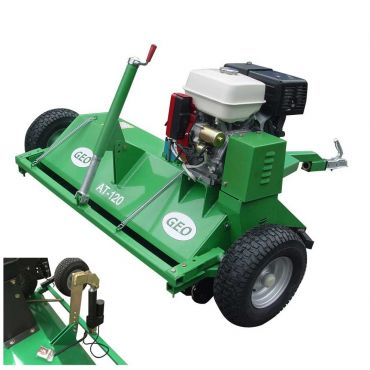 ATV 120 Flail Mower with Electric cylinder