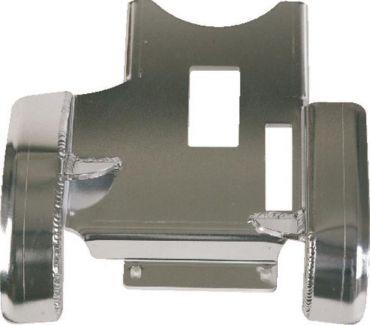 ART aluminium rear glide plate Kymco Maxxer 300