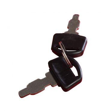 Key for ATV 120 flail mower