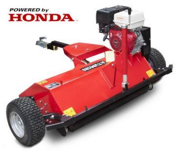 ATV flail mower, 13hp GX390 Honda engine