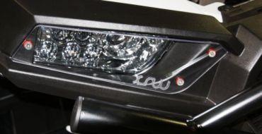 Headlight guards - POLARIS RZR 1000 XP