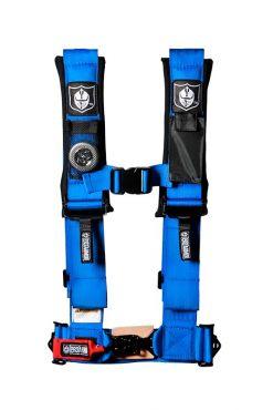 Pro Armor 3`` 4PT SEAT BELT HARNESS VOODOO BLUE