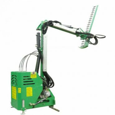 Compact Tractor Hedge Cutter / Trimmer with 150 cm working width