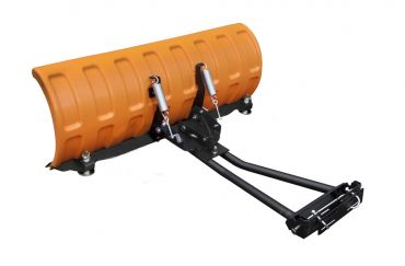 "Snow Plough 52"" (132 cm) with adapters"
