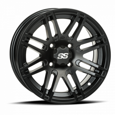 ITP SS316 12x7 (5+2) 4/110 BLACK